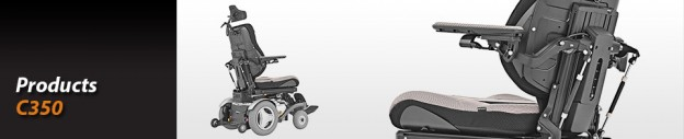 Permobil C350 Motion Wheelchairs