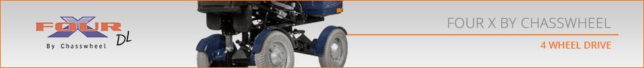 fourX_Powered Wheelchair
